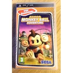 Sony PSP: Super Monkey Ball Adventure (SEGA)