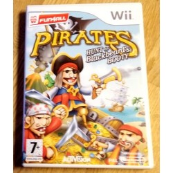 Nintendo Wii: Pirates - Hunt for Blackbeard's Booty (Activision)