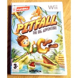 Nintendo Wii: Pitfall - The Big Adventure (Activision)
