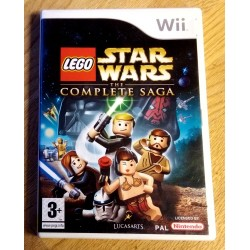 Nintendo Wii: LEGO Star Wars - The Complete Saga (LucasArts)
