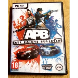 APB - All Points Bulletin (EA Games)