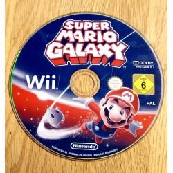 Nintendo Wii: Super Mario Galaxy (PAL)