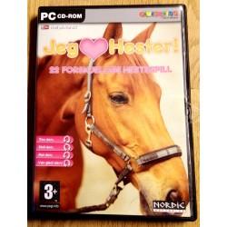 Jeg Hjerter Hester! - 22 forskjellige hestespill (Nordic Softsales)