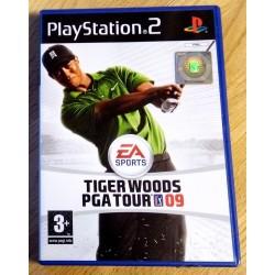 Tiger Woods PGA tour 09 (EA Sports)