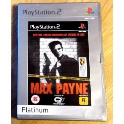 Max Payne (Platinum)