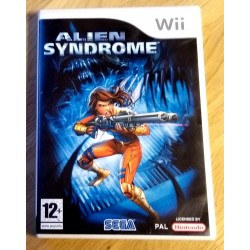Nintendo Wii: Alien Syndrome (SEGA)