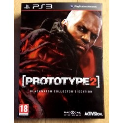 Playstation 3: Prototype 2 - Blackwatch Collector's Edition (Activision)