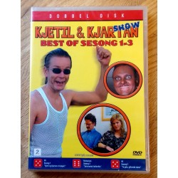 Kjetil & Kjartan Shoe - Best of Sesong 1-3 (DVD)