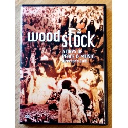Woodstock - 3 Days of Peace & Music - Director's Cut (DVD)