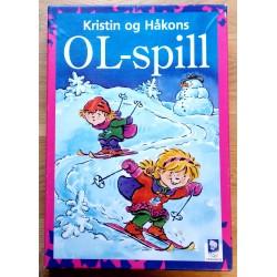 Kristin og Håkons OL-spill - Lillehammer 1994