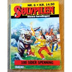 Sølvpilen Pocket: Nr. 6 - 100 sider spenning