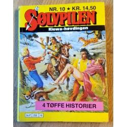 Sølvpilen Pocket: Nr. 10 - 4 tøffe historier