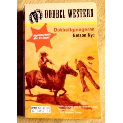 Dobbel Western - Nr. 182 - Dobbeltgjengeren og Regnskapets time