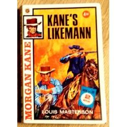 Morgan Kane: Nr. 406 - Kane's likemann