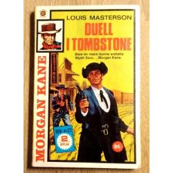 Morgan Kane: Nr. 375 - Duell i Tombstone