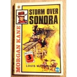 Morgan Kane: Nr. 339 - Storm over Sonora