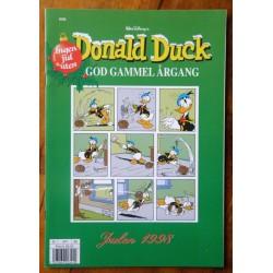Donald Duck- God gammel årgang- Julen 1998