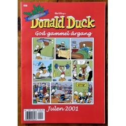 Donald Duck: God gammel årgang- Julen 2001