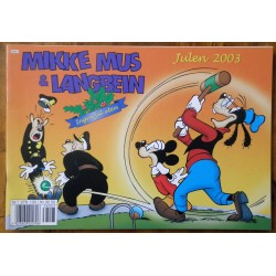 Mikke Mus & Langbein- Julen 2003