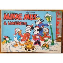 Mikke Mus & Langbein- Julen 1987
