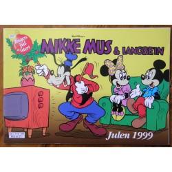 Mikke Mus & Langbein- Julen 1999