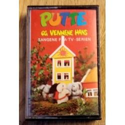 Putte og vennene hans - Sangene fra TV-serien (kassett)