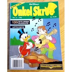 Onkel Skrue: 1996 - Nr. 13 - På villspor