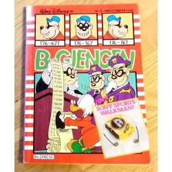 B-Gjengen: 1988 - Nr. 12 - Kolerisk konkurranse