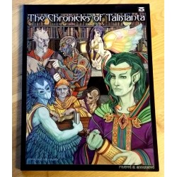 The Chronicles of Talislanta - Revised and Annotated - Rollespill - RPG