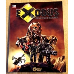 Exodus - Post-Apocalyptic Role Playing - Rollespill - RPG