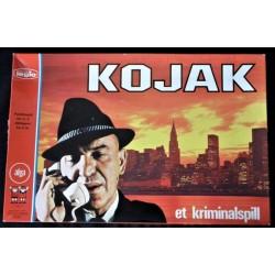 KOJAK- Et kriminalspill- Brettspil