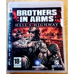 Playstation 3: Brothers in Arms - Hell's Highway (Ubisoft)