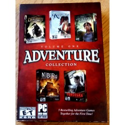 Adventure Collection Vol. 1 (PC)