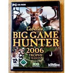 Big Game Hunter 2006 - Trophy Season (Activision)