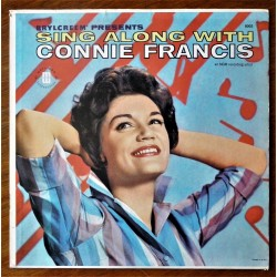 Sing along with Connie Francis- Brylcreem