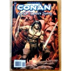 Conan - Fargealbum 1 - Conan og De Dødes Sang