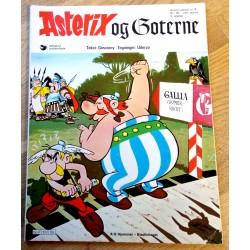 Asterix: Nr. 9 - Asterix og Goterne (4. opplag)