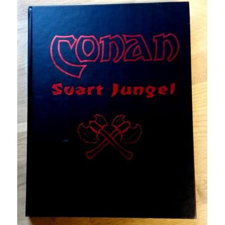 Conan - Bok - Nr. 3 - Svart jungel
