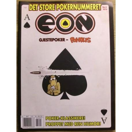 Eon: 2010 - Nr. 5 - Det store pokernummeret