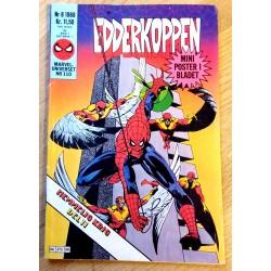 Marveluniverset: 1988 - Nr. 8 - Edderkoppen - Med poster (110)