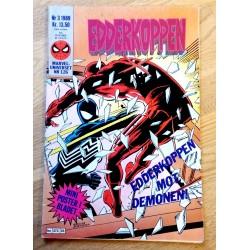 Marveluniverset: 1989 - Nr. 3 - Edderkoppen (126)