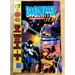 Marveluniverset: 1990 - Nr. 8 - Edderkoppen (166)