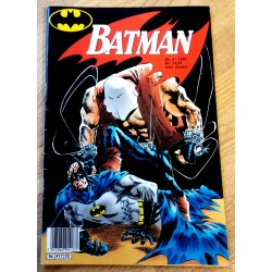 Batman: 1990 - Nr. 3 - Blind rettferd