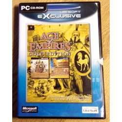 Age of Empires - Gold Edition (Ubi Soft)