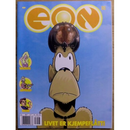 Eon: 2010 - Nr. 7 - Livet er kjempeflått!