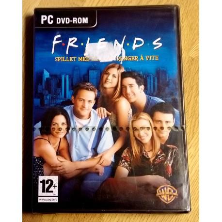 Friends - Spillet med alt du trenger å vite (PC)