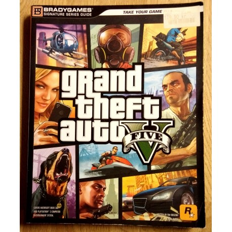 Grand Theft Auto V - Bradygames Signature Series Guide