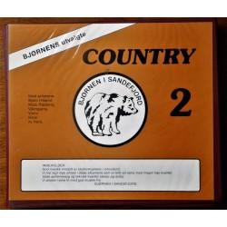 Country 2- Mappe med seks kassetter