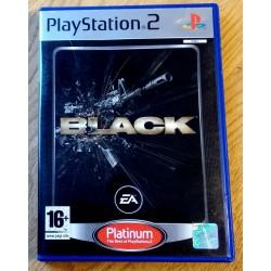 Black (Platinum)