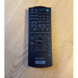 Playstation 2 Remote Control - DVD / Playstation